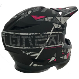 ONeal Fury RL Kask rowerowy czarny